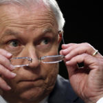 Attorney General Jeff Sessions removes his glasses as he speaks on Capitol Hill in Washington, Tuesday, June 13, 2017, while testifying before the Senate Intelligence Committee hearing about his role in the firing of James Comey, his Russian contacts during the campaign and his decision to recuse from an investigation into possible ties between Moscow and associates of President Donald Trump. (AP Photo/Alex Brandon)