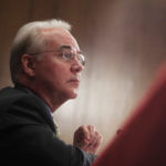 Health and Human Services Secretary Tom Price, testifies before a Senate Appropriations Subcommittee hearing on FY'18 budget on Capitol Hill in Washington, Thursday, June 15, 2017.    (AP Photo/Manuel Balce Ceneta)
