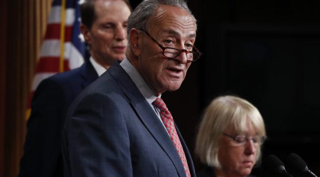 Three more GOP senators announce opposition to healthcare bill