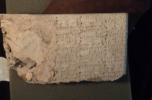 Hobby Lobby to Turn Over 5500 Artifacts Smuggled Out of Iraq