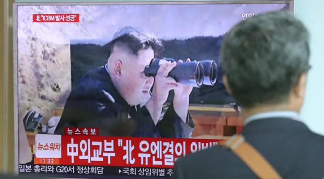 Russia calls North Korea missile launch breach of UN resolution