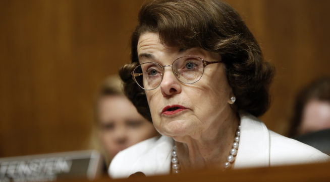 Trump Lashes Out at Feinstein for Releasing Transcript