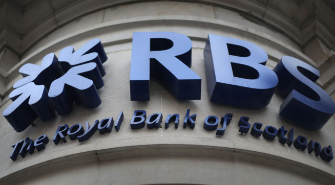 RBS to Pay $5.5 Billion to Settle Toxic Mortgage Claims in US
