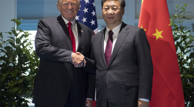 Gaffe! White House confuses China with Taiwan
