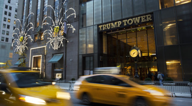 Trump to return to Trump Tower for three nights