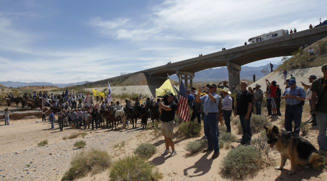 Bundy Ranch standoff trial ends with no guilty verdicts