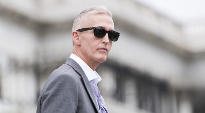 photo image Gowdy Rebuffs Dem Request To Probe Whistleblower's Mike Flynn Claims