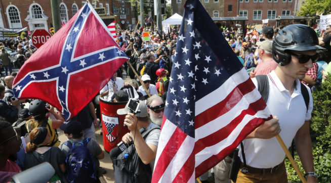 FBI and DHS Warned of Growing Threat From White Supremacists Months Ago