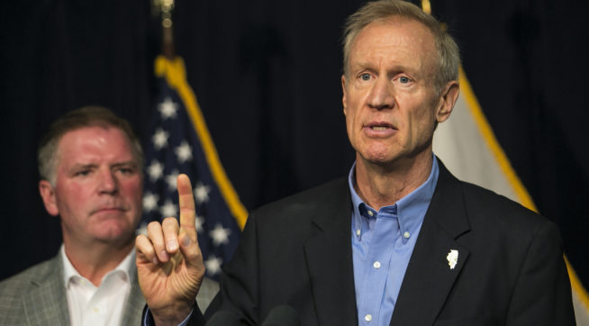 Illinois Republican Governor Signs Sanctuary State Law