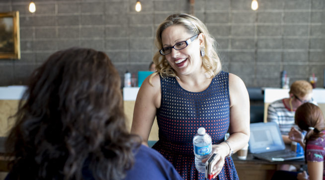 Democratic AZ Rep. Sinema 'seriously considering' Senate challenge