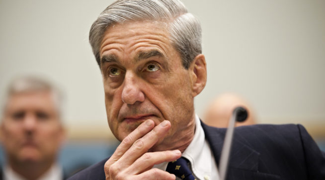 NYT: Mueller Sent Dozens Of Questions For Trump To President's Lawyers