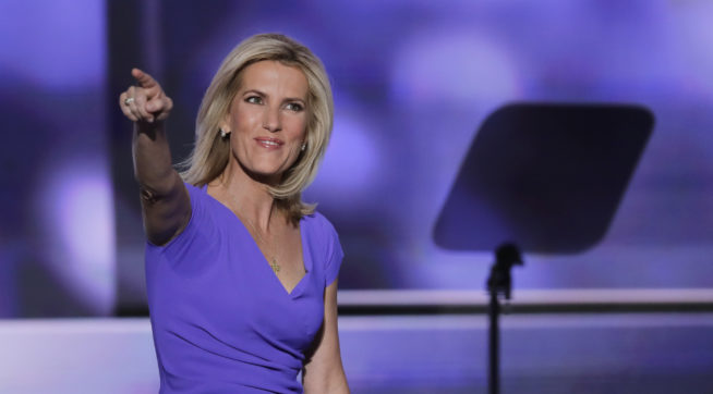 Laura Ingraham Reportedly Getting the Fox News 10 PM Time Slot