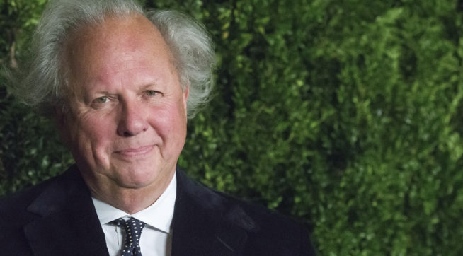 Graydon Carter stepping down as Vanity Fair editor after 25 years
