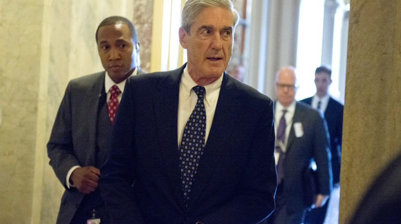 Mueller Zeroes In On Trump's Personal Role In Email Hacking Scandal