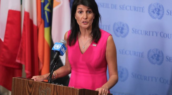 North Korea: Nikki Haley Is A Prostitute