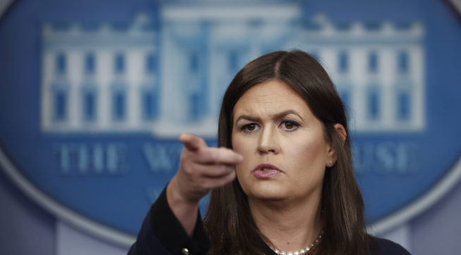 Sanders: Trump is 'equal opportunity' in attacks on both men and women