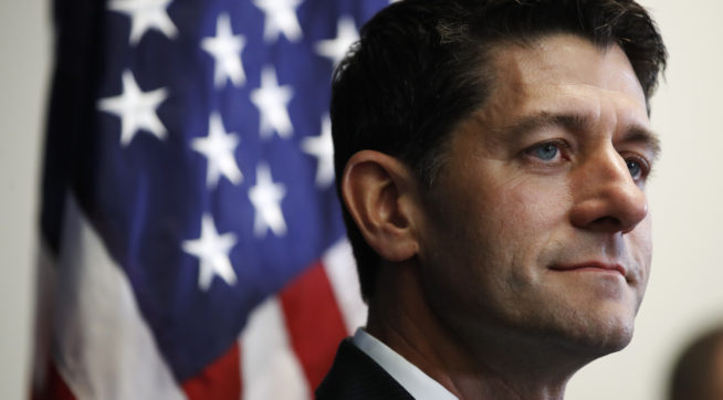 US House Speaker Paul Ryan mulling retirement after 2018 elections