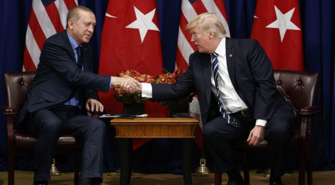 Remarks by President Trump and President Erdoğan of Turkey Before Bilateral Meeting