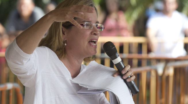 Celebs Slam Trump for His Response to San Juan Mayor's Plea
