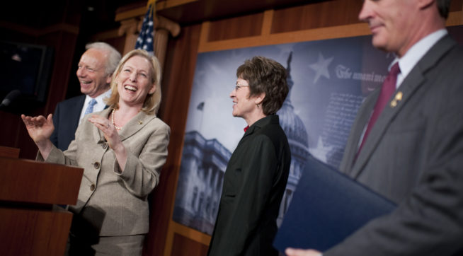 Sen. Gillibrand introduces amendment protecting transgender soldiers