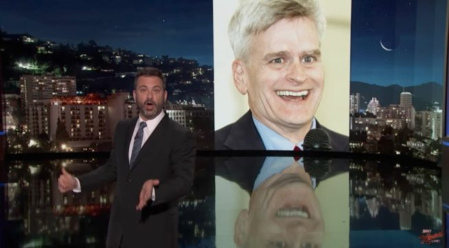 Jimmy Kimmel: Sen. Bill Cassidy 'Lied Right to My Face'
