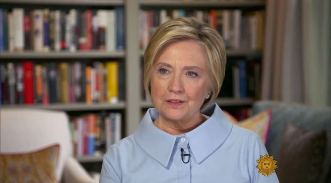 Clinton: I am done with being a candidate