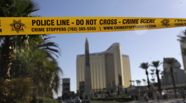 FBI starts removing belongings after Vegas shooting