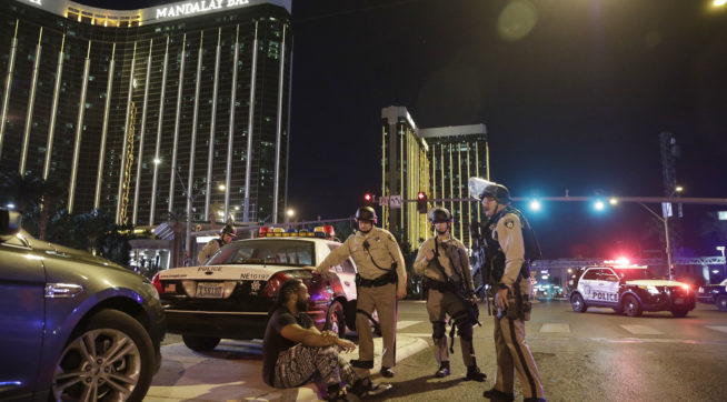 photo image Official: Vegas Hotel Didn't Notify Police Of Gunfire Indoors Until After Massacre