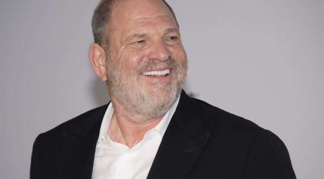 photo image NYPD Reviewing Police Files On Weinstein Sex Assault Allegations