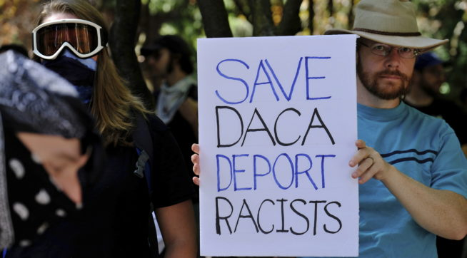 U.S. immigration: Thousands of dreamers could lose protection as deadline DACA looms