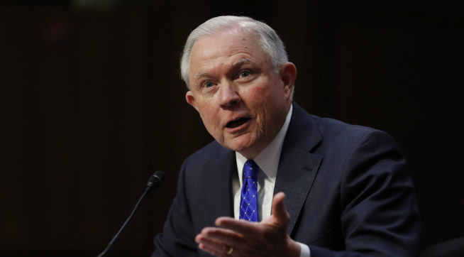 Jeff Sessions Will Not Recuse Himself From Michael Cohen Investigation