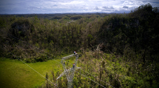 Small company awarded big Puerto Rico contract has ties to Trump administration