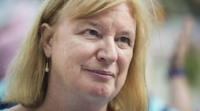 NH Representative Carol Shea-Porter unexpectedly announces she'll retire