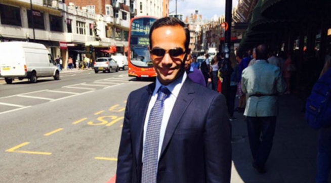photo image NYT: Papadopoulos, Page Met With 'Govt Informant' Ahead Of Election