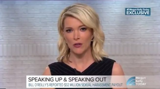Megyn Kelly Punches Back at O'Reilly's Claim No One Complained