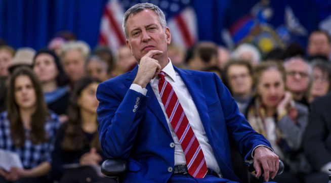 NY Mayor, Governor Say They Haven't Heard From Trump After Terror Attack