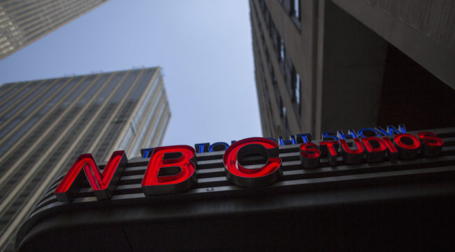 photo image NBC News Axes Senior Exec Over Allegations Of Misconduct