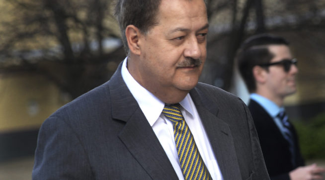 Don Blankenship plans run for US Senate