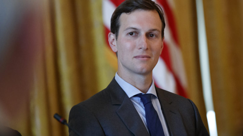 Jared Kushner granted security clearance