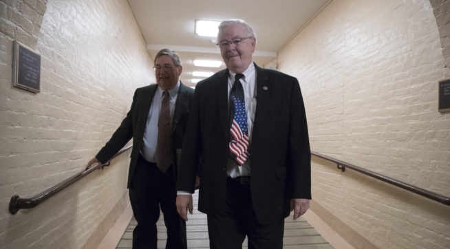 Rep. Joe Barton won't run for re-election in wake of sexting scandal