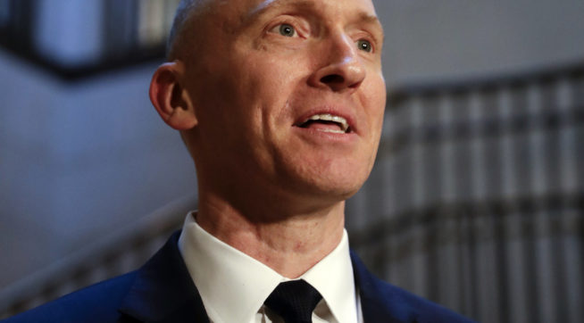 Carter Page testifies he told Sessions about Russian Federation  trip