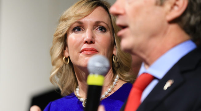 Rand Paul's wife speaks out on attack, says media 'victimized' her husband