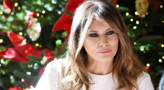 Melania Trump Lashes Out At 'Salacious' Article