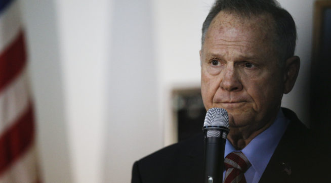 It's Over: Judge Rejects Roy Moore's Attempt To Halt Jones' Certification
