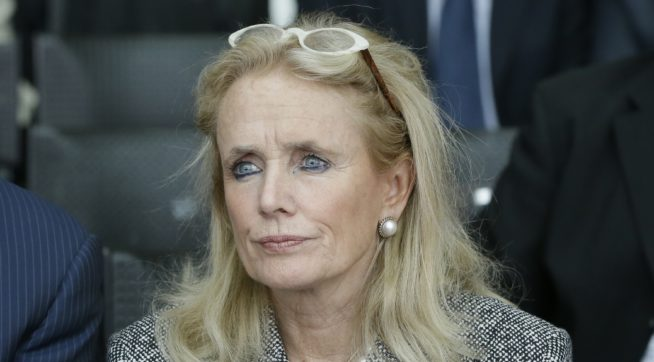 Michigan Congresswoman Debbie Dingell says she's been sexually harassed