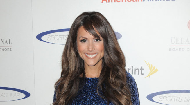 Model Leeann Tweeden attends the