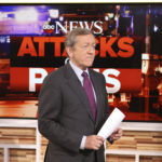 """GOOD MORNING AMERICA - Brian Ross on """"Good Morning America,"""" 11/16/15, airing on the ABC Television Network. (ABC/Fred Lee) BRIAN ROSS"""