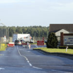 "File photo dated 08/01/15 of American Air Force Base RAF Mildenhall in Suffolk. Suffolk Police says officers are responding to reports of a ""significant incident at RAF Mildenhall"", amid reports of a car trying to ram the gates. PRESS ASSOCIATION Photo. Issue date: Monday December 18, 2017. See PA story POLICE Mildenhall. Photo credit should read: Chris Radburn/PA Wire"