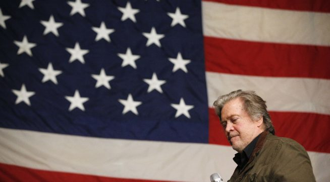 Republicans rejoice in Breitbart chief Bannon's Alabama humiliation