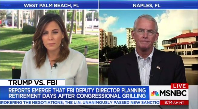 Fla. Rep. Calls for Purge of FBI Amid Accusations of Partisanship